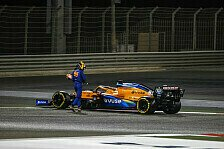 Formel 1, Sainz wütend: Bremsversagen ruiniert auch Rennen!