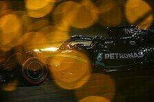Formel 1 Bahrain, Mercedes fürchtet Test-Nachteil im Rennen