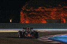Formel 1 Bahrain, Verstappen rätselt: Da fehlte etwas viel