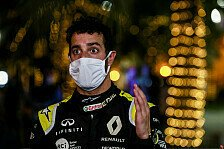 Formel-1-Unfall: Ricciardo angewidert von Grosjean-Replays