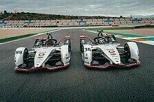 Porsche geht mit Formel E in die Gen3-Zukunft