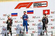 Formel 2 2020: Bahrain GP I - Rennen 21 & 22