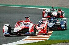 Formel E mit Gen3-Auto: Mahindra als erster Hersteller dabei