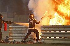 Grosjean-Crash: FIA veröffentlicht Unfallbericht, erklärt Feuer