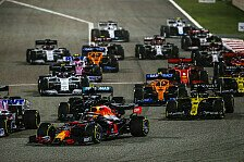 Formel 1 Bahrain 2020: Fahrernoten - hier bewerten!