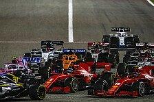 Formel 1, Vettel schimpft auf Leclerc: Rücksichtlos am Start