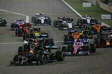 Neuer Formel-1-Boss: In Zukunft wieder weniger Rennen?