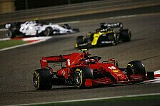 Formel 1, Leclerc kontert Vettel-Ansage: Er konnte mich sehen