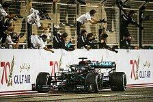 Formel 1 2020: Bahrain GP - Rennen