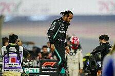 Formel-1-Feuerunfall schockt Hamilton: Grosjean-Crash wie Lauda
