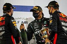 Formel 1 2020: Bahrain GP - Atmosphäre & Podium am Sonntag
