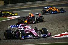 Formel 1, Vertrag 2021: Red Bull lässt Albon & Perez zappeln
