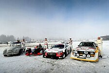 Audi: Formel-E-Aus, Rallye-Dakar-Einstieg, Le-Mans-Rückkehr!