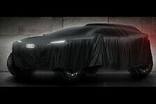 Rallye Dakar: Audi-Debüt mit X-raid fix - und Mattias Ekström?