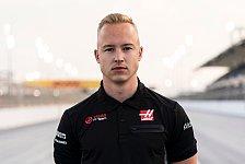 Formel 1, Haas verkündet Nikita Mazepin für Saison 2021