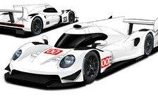Audi-Rückkehr nach Le Mans: Kein Einfluss auf Porsches Pläne