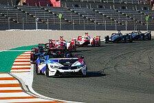 Formel E 2020: Testfahrten in Valencia