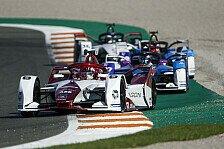 Formel E - Video: Formel E 2021: So sehen die neuen Rennautos aus