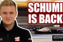Formel 1 - Video: Mick Schumacher gibt 2021 Formel-1-Debüt mit Haas!