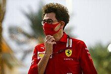 Formel 1, Ferrari-Teamchef verpasst Vettel-Abschied: krank