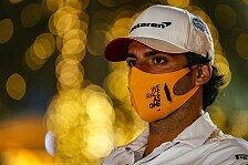 Formel 1: Sainz fordert für Ferrari-Test die Alonso-Privilegien