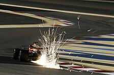 Formel 1 Live-Ticker-Nachlese Bahrain: Das waren die Trainings