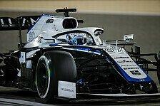 Formel 1, Bahrain-Rookies: Aitken stark, Fittipaldi opfert sich