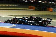 Formel 1, Bottas von Russell besiegt: Wegen Schaden & Strecke