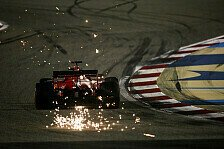 Formel 1 Bahrain, Vettel klagt über Ferrari-Setup: Zu aggressiv