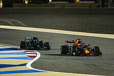 Formel-1-Vorschau Bahrain: Favoriten-Streit Mercedes & Red Bull