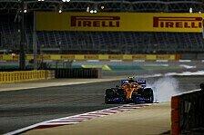 Formel 1: Norris patzt, McLaren hofft wieder auf Auferstehung