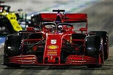 Formel 1, Vettel nach Quali-Flop ratlos: Leclerc hat mehr Grip