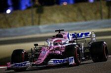 Formel 1 Ticker-Nachlese Bahrain: Stimmen nach Perez' Sieg