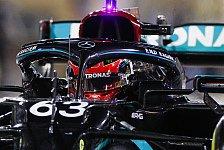 Formel 1: Mercedes bestätigt Russell als Hamilton-Kollegen