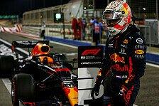 Formel 1 Bahrain, Mercedes vs. Verstappen: Nichts zu verlieren