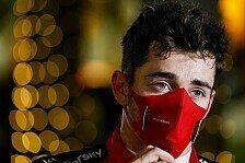Formel 1, Leclerc verteidigt aggressive Starts: Viel gewonnen