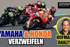 MotoGP - Video: MotoGP-Saisonanalyse: Alex Hofmann über das verrückte Jahr 2020