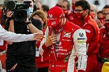 Schumacher nach Formel-2-Titel gelöst: 'Unglaubliches Gefühl'
