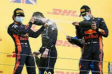 Red Bull fixiert Junioren 2021: Das ist der Formel-1-Nachwuchs