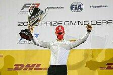 Formel 2: Mick Schumachers Weg zum Titel