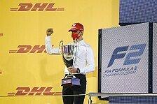 Formel 2 2020: Bahrain GP II - Rennen 23 & 24