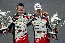 WRC Rallye Monza 2020: Alle Fotos vom 7. WM-Rennen