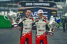 WRC 2020: Sebastien Ogier gewinnt in Monza und ist Weltmeister