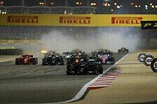Formel 1 mit Notfallplan: Bahrain-Double statt Portugal GP