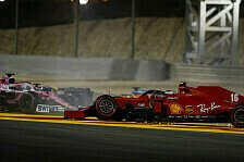 Formel 1, Kollision mit Perez: Leclerc erhält Startplatzstrafe