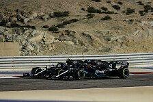 Formel 1 Bahrain, Bottas: Sehe aus wie ein kompletter Trottel