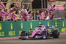 Formel 1 2020: Sakhir GP - Rennen