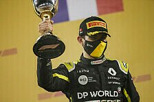 Formel 1 - Esteban Ocon: Freudentränen nach Sensations-Podium
