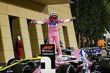 Formel 1, Perez kündigt nach Sieg an: 2022 bin ich zurück!