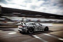 Porsche 911 GT3 Cup 2021: Testfahrten der 7. Cup-Generation